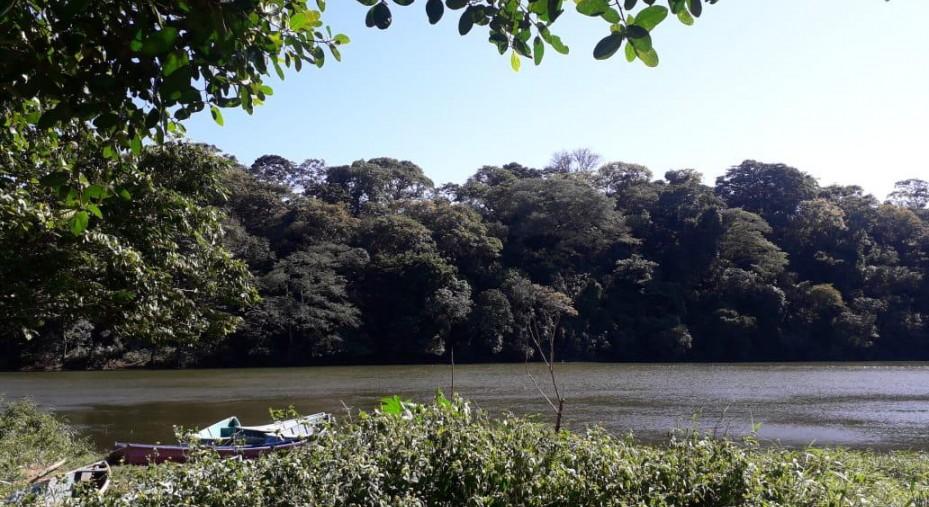 TERRENO EN VENTA A ORILLA DEL RIO CATEMACO CENTRO