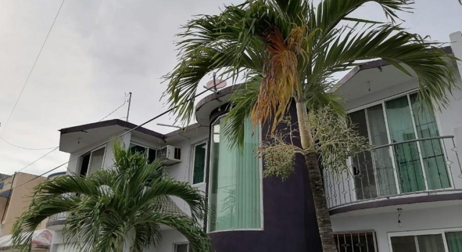 CASA EN BOCA DEL RIO. COLONIA GRACIANO SÁNCHEZ
