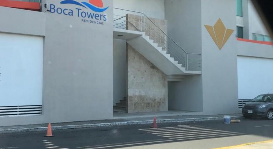 HERMOSO DEPARTAMENTO EN BOCA TOWER EN BOCA DEL RIO, VER