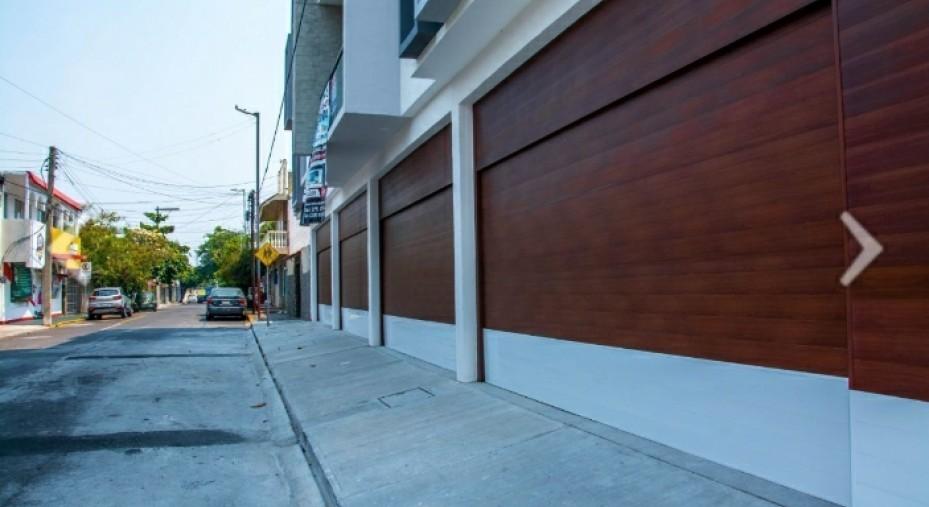 Departamento nuevo de 2 recamaras en renta, con alberca en el Fraccionamiento Reforma