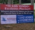 Terreno en Venta en El Bayo